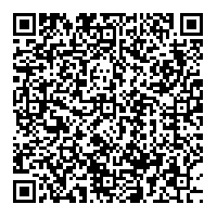 QR code containing contact information for wedding photography